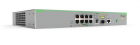 Allied Telesis 8 x 10/ 100T POE+ ports and 1 x combo ports (100/ 1000X SFP or 10/ 100/ 1000T Copper), Fixed AC power sup .... (AT-FS980M/ 9PS-50)