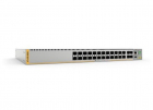 Коммутатор Allied Telesis 28-port 100/ 1000X SFP L3 switch, 1 Fixed AC power supply (AT-X220-28GS-50)