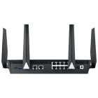 ASUS BRT-AC828 / / роутер 802.11b/ g/ n/ ac, до 800 + 1734 Мбит/ c, 2, 4 + 5 гГц, 4 антенны, USB, GBT LAN, M.2 до 80мм ; .... (BRT-AC828)