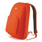 Cozi Urban Travel Backpack Canvas-Orange (CCUB001)