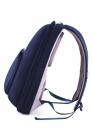 Cozi Urban Travel Backpack Canvas-Blue (CCUB002)