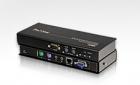 Удлинитель ATEN PS/ 2 KVM EXTENDER W/ 1.8M W/ 230V ADP. (CE370-AT-G) (CE370-AT-G)