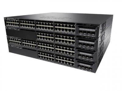 Коммутатор WS-C3650-24PS-E (WS-C3650-24PS-E)