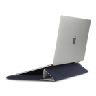 """Cozistyle Canvas Stand Sleeve for MacBook Air 11""""/ 12"""" - Blue Nights (CPSS11021)"""