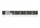 Переключатель, электрон., KVM+Audio+USB 2.0, 1 user USB+2xDVI => 4 cpu USB+8xDVI, со шнурами USB/ DVI Dual Link 4х1.8м.+D .... (CS1644A)