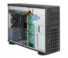Black 4U Tower SC745BAC with Redundant 1280W PWS (CSE-745BAC-R1K28B2)