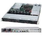 """Корпус Supermicro SuperChassis 1U 815TQC-R706WB2/ no HDD(4)LFF/ 2xFH 1xLP/ 2x750W Platinum/ (12.3"""" x 13.4"""")WIO/ Backplan .... (CSE-815TQC-R706WB2)"""