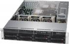 "Корпус Supermicro SuperChassis 2U 825TQC-R1K03LPB/ no HDD(8)LFF/ no fixed LFF(2)/ 7xLP/ 2x1000W Titanium(12"" x 13"", 13.6 .... (CSE-825TQC-R1K03LPB)"
