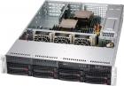 "2U chassis/ 13.68"" x 13"" motherboards/ 8 x 3.5"" hot-swap SAS3/ SATA drive bay, 2 x 3.5""/ 8-port 2U SAS3 12Gbps/ 1U 740W .... (CSE-825TQC-R740WB)"
