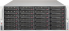 "Корпус Supermicro Storage JBOD Chassis 4U 846BE1C-R1K03JBOD Up to 24 x 3.5"" / Expander Backplanes(8xminiSASHD SFF-8643) (CSE-846BE1C-R1K03JBOD)"