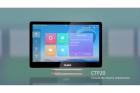 CTP20 Сенсорная панель управления для систем ВКС Yealink (CTP20)