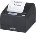 POS принтер Citizen CT-S4000, черный, USB (CTS4000USBBK)