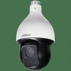 "Камера IP PTZ, 1/ 3"" 4M CMOS, 30х, H.265/ H.264/ MJPEG, 25fps@4MP, 50fps@1080P), WDR(120DB), ИК 100м, 4.5-135мм, Audio 1/ 1, .... (DH-SD59430U-HNI)"