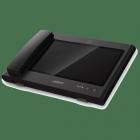 Центр управление системой; 10 дюймовый TFT-LCD дисплей. Мониторинг, разговор, открытие замка; Центр управление системой; .... (DHI-VTS5240B)