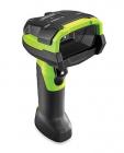 Сканер zebra (без кабеля) DS3608SR Rugged, Area Imager, Standard Range, Corded, Industrial Green, Vibration Motor (DS360 .... (DS3608-SR00003VZWW)