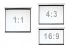 """Экран настенный с электроприводом Digis DSEF-16908, формат 16:9, 162"""" (368x217), MW, Electra-F (DSEF-16908)"""