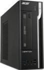 Персональный компьютер ACER Veriton X2640G uSFF i3 6100 4GB DDR4 1TB/ 7200 Intel HD no DVD USB KB&Mouse Win 10Pro 3 y OS (DT.VPUER.018)