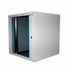 """Шкаф настенный ECOline 19""""12U600x600 дверь стекло, цвет серый Шкаф настенный ECOline 19""""12U600x600 дверь стекло, цвет се .... (EC12U6060_G_FGF)"""