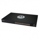 Коммутатор EX-3528 24GE+4SFP WIRED POE/ POE+ SWITCH (EX-3524-0000-00-WR)