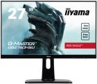 Монитор LCD 27'' [16:9] 1920х1080(FHD) TN, nonGLARE, 400cd/ m2, H170°/ V160°, 1000:1, 80M:1, 16.7M, 1ms, VGA, DVI, HDMI, .... (GB2760HSU-B1)