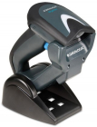 Сканер Gryphon GM4400, Kit, RS-232, 2D, 433 MHz, Black (Kit includes scanner, BC4030 base, cable 90G000008, power supply .... (GM4430-BK-433K2)