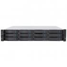Система хранения данных EonStor GS 1000 Gen2 2U/ 12bay, cloud-integrated unified storage, supports NAS, block, object st .... (GS 1012R2CF-D)