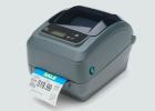 Принтер Zebra GX420t; 203dpi, USB, Serial, Bluetooth, LCD (GX42-102820-000)