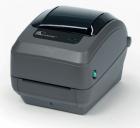Принтер Zebra GX430t; 300dpi, USB, Serial, Centronics Parallel, Cutter - Liner and Tag (GX43-102522-000)