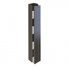 Фронтальный кабельный канал для открытых стоек RSG2/ RSG4, оснащенных вертикальным кабельным организатором HDWM-VMF-xx-y .... (HDWM-FDF-S3-30L-H)