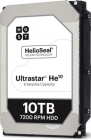Жесткий диск HDD HGST SATA Server 10Tb Ultrastar HE10 7200 6Gb/ s 256MB 0F27454 (HUH721010ALE604)