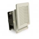 Вентилятор с фильтром, производительность 230 м?/ ч, 230В, степень защиты IP54, цвет светло-серый RAL7035, размеры 250x2 .... (ID-EF-23-4)