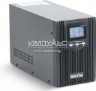 Источник бесперебойного питания Импульс ЮНИОР ПРО, Интерактивная, 1000 ВА / 800 Вт, Tower, IEC, LCD, USB, USB, SmartSlot (JT10201)