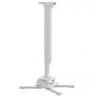 Комплект монтажный для крепления проекторов к потолку универсальный, 80-135 см, нагрузка до 22 кг, white (KITMC045080W)