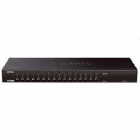 Kvm-переключатель D-Link KVM-450, Stackable rack mount 16-port KVM Switch (KVM-450/ C1A)