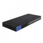 Linksys 28-портовый коммутатор, Gigabit, PoE, Managed (LGS528P-eu)