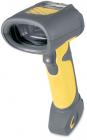 Сканер штрих-кода LS3408, увеличенной дальности, желтый, мультиинтерфейсный (LS3408-ER20005R)