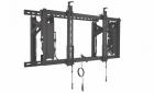 """Крепление настенное с рейками ConnexSys для видеосистемы (на 1 экран), 42-80"""", от +4° до -2, 5°, до 68 кг, LandScape, 20 .... (LVS1U)"""