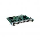 Интерфейсный модуль EA cards series, 48 10/ 100/ 1000Base-T ports(RJ45), 4 10GE SFP+(LC) ports (M7800C-48GT4XS-EA)
