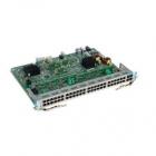 Интерфейсный модуль EA cards series, 48 10/ 100/ 1000 Base-T ports(RJ45) with PoE/ PoE+ function, 4 10GE SFP+(LC) ports, (M7800C-48GT4XS-P-EA)