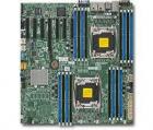 MB Dual socket R3 (LGA 2011) supports E5-2600 v4/ v3/ Up to 2TB LRDIMM DDR4- 2400 16x DIMM slot/ 2xGbE/ 10x SATA3/ IPMI .... (MBD-X10DRH-I-O)