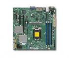 MB LGA 1151 support E3-1200 v6/ v5/ Up to 64GB4xDIMM slots/ Dual GbE/ 6 SATA3 6Gbps/ 8xSAS3 12Gbps/ 2xSuperDOM (MBD-X11SSL-CF-O)