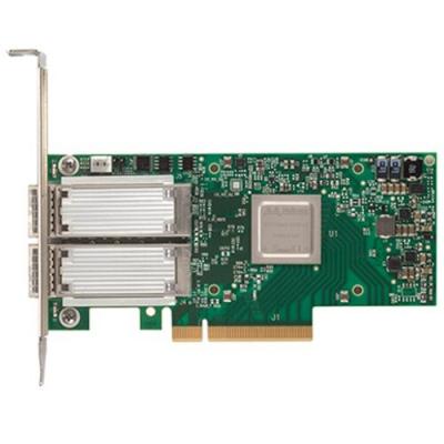 Сетевая карта ConnectX-4 EN network interface card, 40/ 56GbE single-port QSFP28, PCIe3.0 x16, tall bracket, ROHS R6 (MCX415A-BCAT)