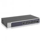 Мультигигабитный WEB-управляемый 10 портовый коммутатор. Порты: 4*1G; 2*1G/ 2.5G; 2*1G/ 2.5G/ 5G; 1*1G/ 2.5G/ 5G/ 10G; 1 .... (MS510TX-100EUS)