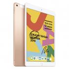 Планшет Apple 10.2-inch iPad (2019) Wi-Fi + Cellular 128GB - Gold (MW6G2RU/ A)