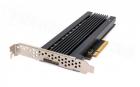 Твердотельный накопитель Samsung Enterprise SSD, HHHL, PM1725b, 1600GB, NVMe, PCE-e, R5400/ 2000WMb/ s, IOPS(R4K) 750K/ .... (MZPLL1T6HAJQ-00005)