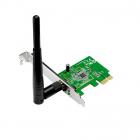 Адаптер ASUS PCE-N10 / / WI-FI 802.11n, 150 Mbps PCI-E Adapter, 1 антенна ; 90-IG1Q003M00-0PA0- (PCE-N10)
