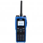 Носимая взрывозащищенная радиостанция Hytera PD795Ex, 400-470МГц, 1024 канала, 64 зон, 4Вт, IP67, без дисплея, без клави .... (PD795EX U(1))
