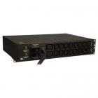 230V, 32 amps, (2) C19 AC outlets & (16) C13 AC outlets, IEC309 32A (2P+E) input plug, 2U mounting format. (PDUMH32HV)