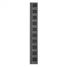 7.4kW Single-Phase Switched PDU, 230V Outlets (20 C13, 4 C19), IEC309 32A Blue, 10ft Cord, 0U Vertical, TAA Compliant (PDUMV32HVNETLX)