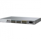 Коммутатор HPE SAN switch SN3600B 24/ 8 32Gb (ext. 24x32Gb ports - 8 active ports, Advanced Fabric Os, Advanced Web Tool .... (Q1H70B#ABB)
